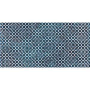 Indigo Ottoman Textile 2 Marble Tiles 30,5x61