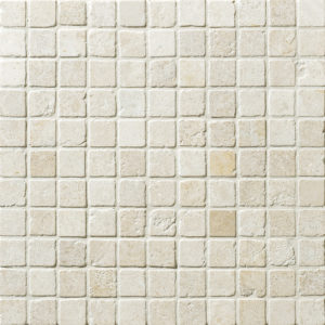 Seashell Tumbled 2,3x2,3 Limestone Mosaics 30,5x30,5