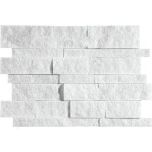 Avalon Split Face Slides Marble Mosaics 28x43