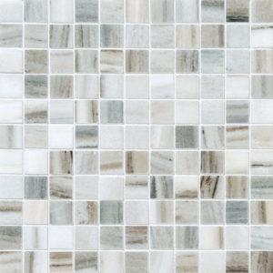 Verona Polished 1x1 Marble Mosaics 30,5x30,5
