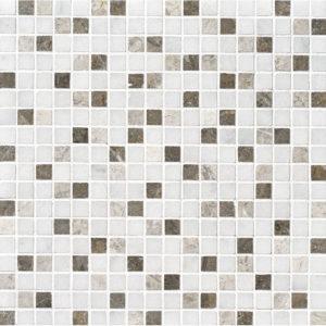 Avalon Polished 5/8x5/8 Marble Mosaics 30,5x30,5