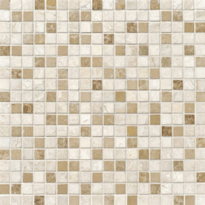 Diana Royal Polished 1,5x1,5 Marble Mosaics 30,5x30,5