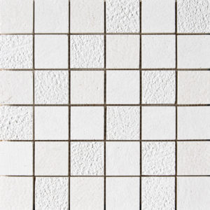 Champagne Textured 5x5 Limestone Mosaics 30,5x30,5