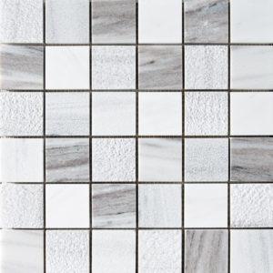 Skyline&avenza Textured 2x2 Marble Mosaics 30,5x30,5