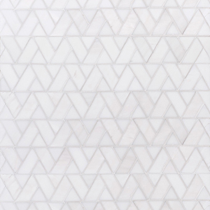 Snow White Multi Finish Monte Marble Mosaics 31,5x31,5
