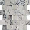 Lilac Polished Marble Mosaics 30,5x30,5