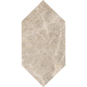 Paradise Leather Large Picket Marble Waterjet Decos 15x30,5