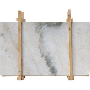 Skyline Honed Marble Slab Custom
