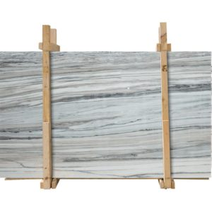Skyline Polished Marble Slab Custom