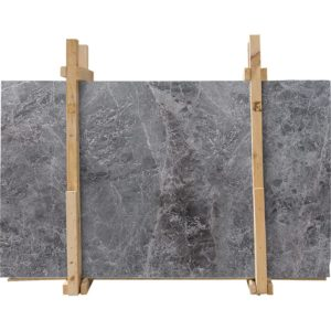 Baltic Gray Marble Slab Custom