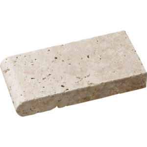 Ivory Tumbled Pool Coping Travertine Pool Copings 10x20