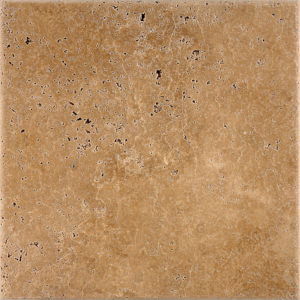 Walnut Dark Antiqued Travertine Tiles 30,5x30,5