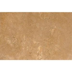 Walnut Dark Honed&filled Travertine Tiles 40,6x61
