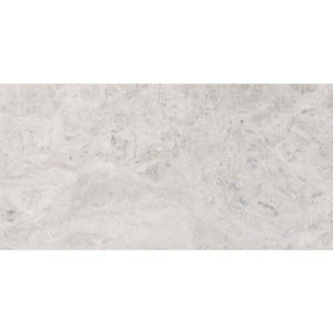 Silver Clouds Polished Marble Tiles 7x14