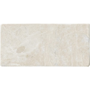 Diana Royal Tumbled Marble Tiles 7,6x15,2