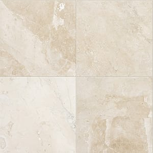 Diana Royal Classic Polished Marble Tiles 45,7x45,7