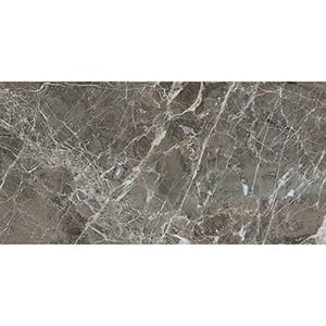 Arctic Gray Polished Marble Tiles 30x60