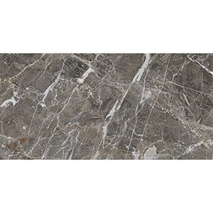 Arctic Gray Polished Marble Tiles 30,5x61