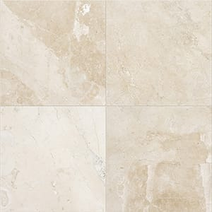 Diana Royal Classic 3/4 Honed Marble Tiles 61x61