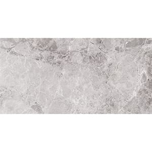 New Tundra Gray Polished Marble Tiles 30,5x61
