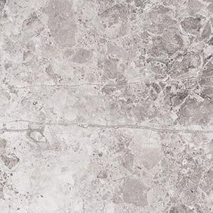 New Tundra Gray Honed Marble Tiles 45,7x45,7