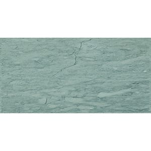 Verde Capri Honed Marble Tiles 15,24x30,5
