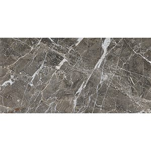 Arctic Gray Polished Marble Tiles 7x14