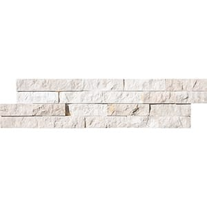 Diana Royal Rock Face Marble Ledger Panel 15,2x61