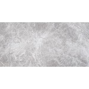 New Silver Shadow Honed Marble Tiles 7x14