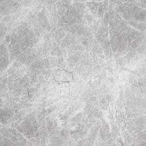 New Silver Shadow Honed Marble Tiles 45,7x45,7