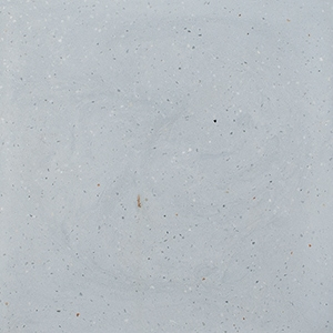 Paper White Polished Mono Color Terrazzo Tiles 20x20