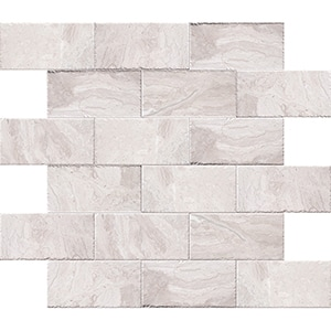 Diana Royal Brushed Marble Pavers 15,2x30,5