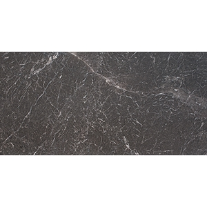 Iris Black Honed Marble Tiles 30,5x61