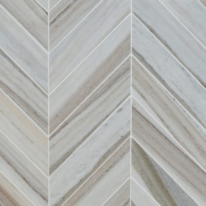 Skyline Vein Cut Multi Finish Bosphorus Marble Waterjet Decos 34,13x34,13