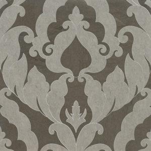 Britannia, Bosphorus Honed Rumi Limestone Waterjet Decos 34,44x45,7