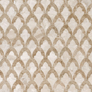Diana Royal, Paradise Multi Finish Sophia Marble Waterjet Decos 22,32x34,22
