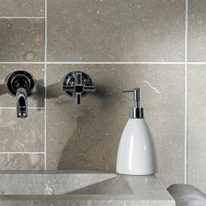 Olive Green Limestone Tile Collection