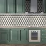 dekoratif mermer mozaik