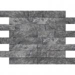 Iris Black Rock Face Marble 10 x free length
