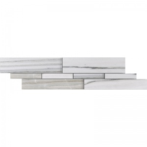 Skyline Honed Marble  Wall Decos New Elevations Pattern