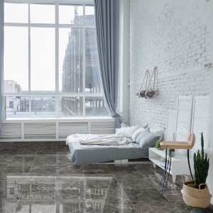 Arctic Gray Marble Collection