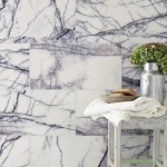 Lilac Polished Marble Tiles 30,5x61