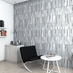 Skyline Honed Marble  Wall Decos Mini Elevations Pattern